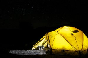 What state has the best camping?